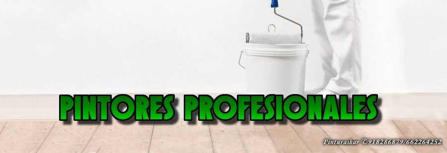 Pintores Profesionales Madrid
