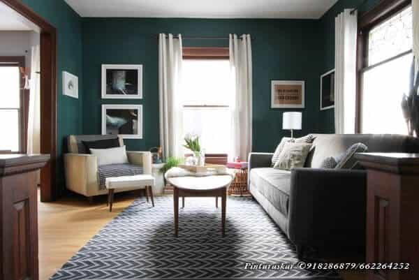 Colores de Moda Para Interiores