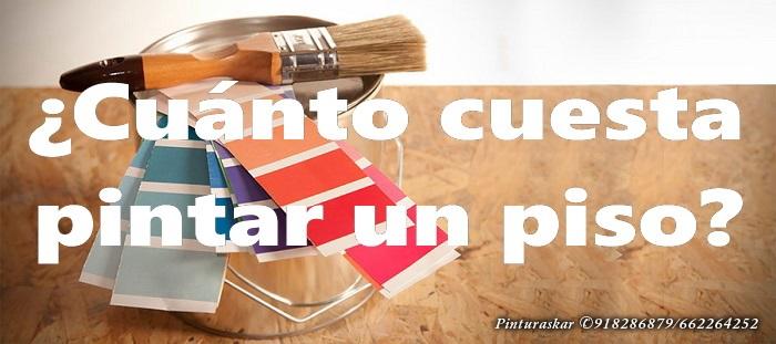 Precio Pintar Piso Madrid