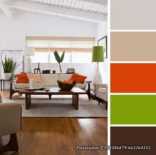 Salones Colores y Pintura