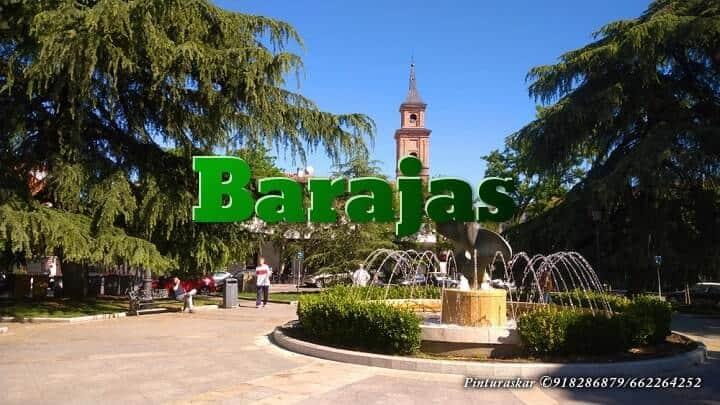 Pintores Barajas