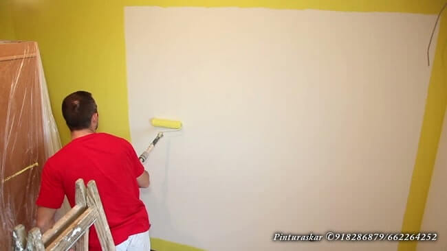 Pintores pintar piso de alquiler