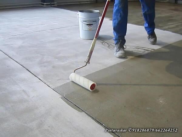 Pintura antideslizante pintar suelos