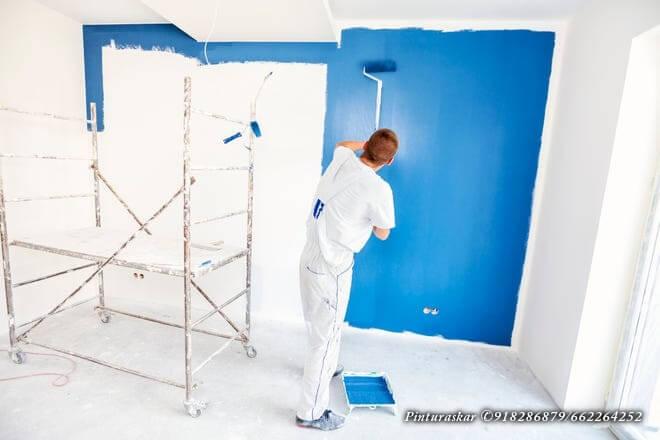 tiempo pintar casa pinturaskar
